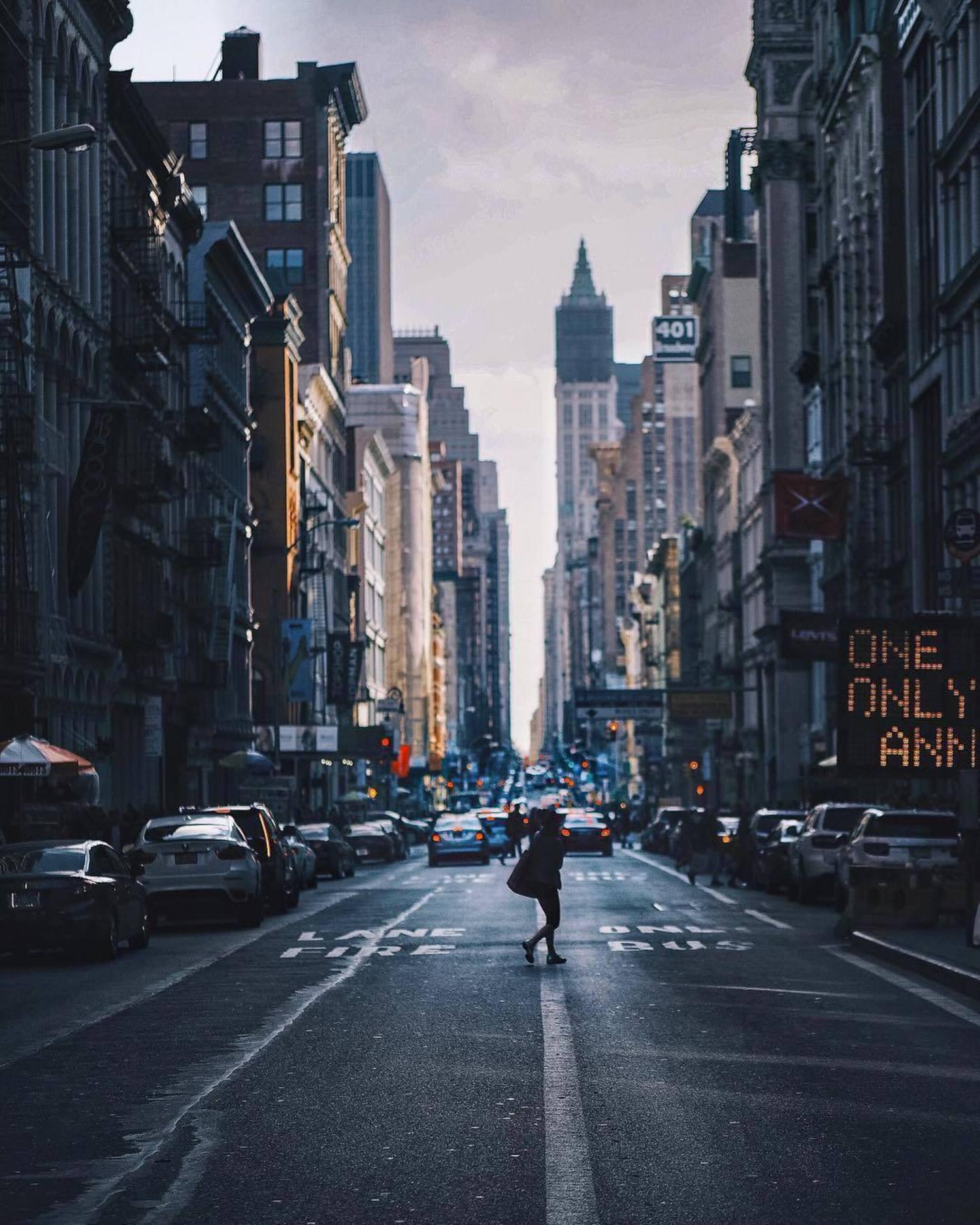 New York, New York. Photo via @golden2dew #viewingnyc #newyork #newyorkcity #nyc