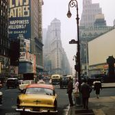 Times Square, New York, New York, 1957