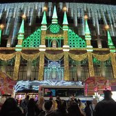 """Saks Fifth Avenue Holiday 2020 Light Show and Windows """"This is How We Celebrate"""""""