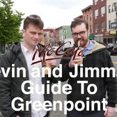 Kevin and Jimmy's Guide to New York City: Greenpoint