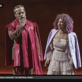 'Seize The King' Running At Marcus Garvey Park In Harlem