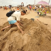 Coney Island's Annual Sand Sculpting Contest (2011)