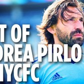 Best of Andrea Pirlo with NYCFC | #GrazieMaestro