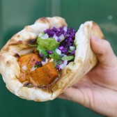 East Meets West With These Naan & Roti Tacos || Fork Yeah