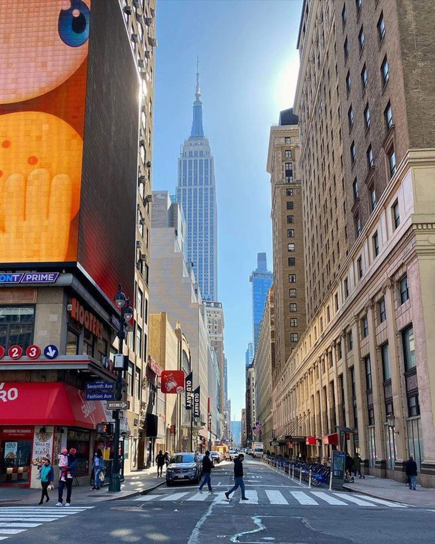 33rd Street, Midtown, Manhattan