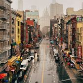 East Broadway, Chinatown, Manhattan