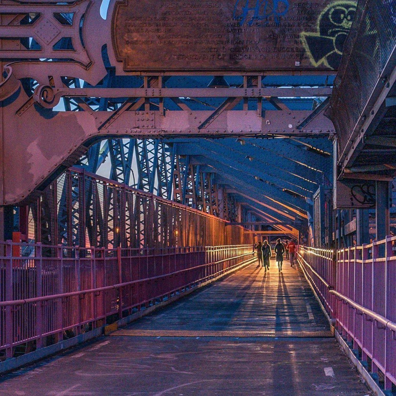 Williamsburg Bridge, Brooklyn