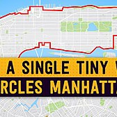 Why There's a Single, Tiny Wire Encircling Manhattan