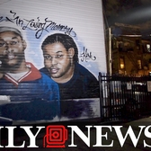 Immortalized on the walls of NYC: Hundreds of borough-wide honor lost New Yorkers
