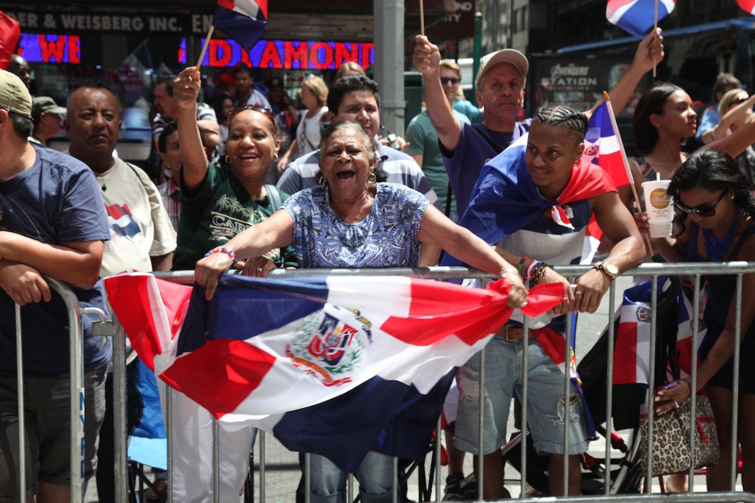 The Dominican Day Parade 2015 | The Dominican Day Parade 2015: Pics by Marcus Johnson