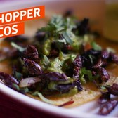 Grasshoppers Make the Crunchiest, Most Protein-Packed Taco Filling  — Snack Break