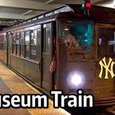 ⁴ᴷ Low-V Yankees Museum Train Action