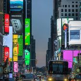7th Avenue, Times Square, Midtown, Manhattan