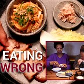 The Easiest Way to Eat Ssam, a Korean Meat Wrap - Stop Eating it Wrong, Episode 58