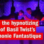 Symphonie Fantastique: Inside Basil Twist's psychedelic underwater puppet show