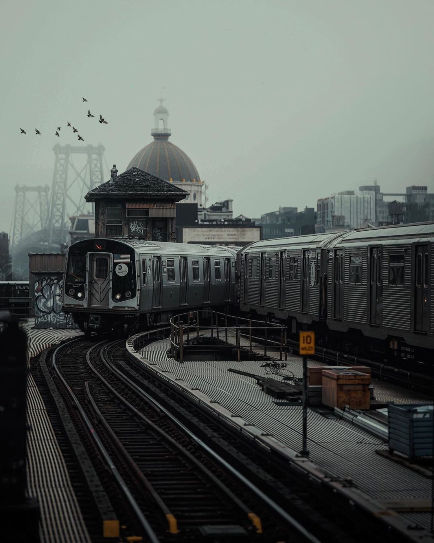Marcy Ave Station