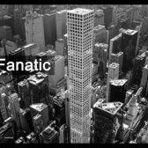 Upper East Side Manhattan Aerial