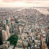 New York, New York. Photo via @212sid #viewingnyc #newyorkcity #newyork