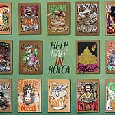 Italy In Bocca: rare funky cardboard cookbooks coveted by chefs in the know🍅