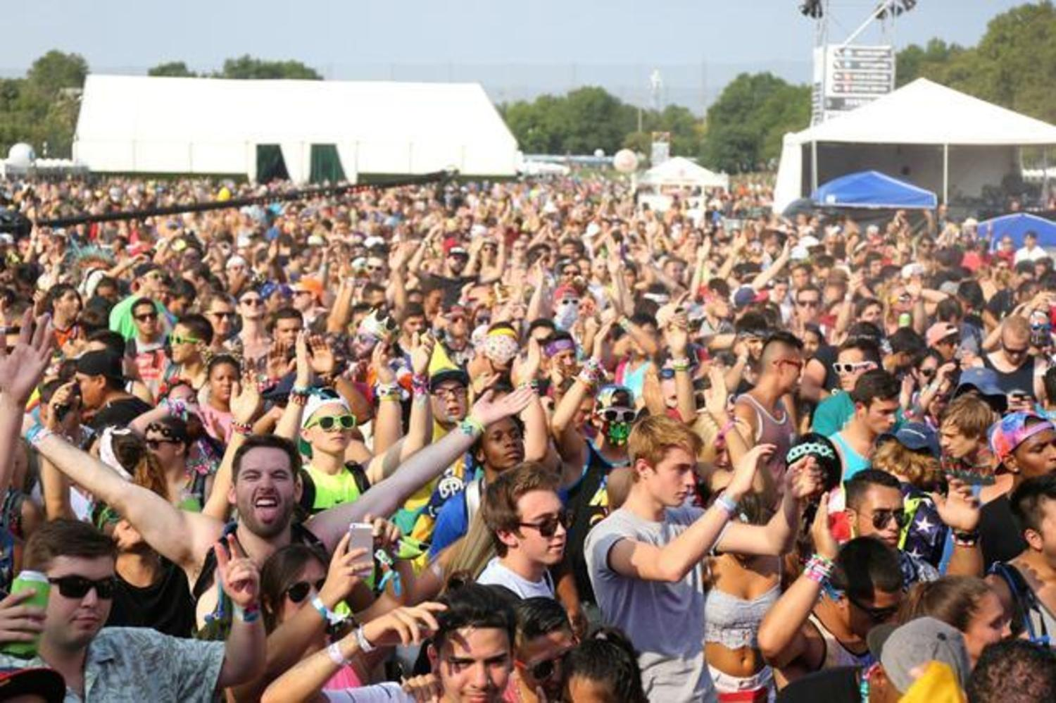 Photos, Videos: Good Vibes, Happy People At Electric Zoo