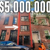 Inside The NARROWEST APARTMENT In NYC | Tiny House Living