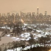 Not Quite a Blizzard: The Storm in Time-Lapse | The New York Times