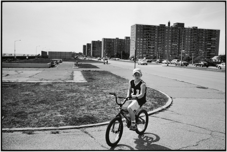 Seaside, Queens, 2 September 2001.