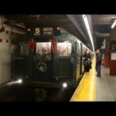 Holiday Special - R1-9 Museum Train at 34th Street - Herald Square