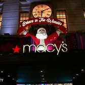 Macy's unveils its iconic holiday windows
