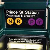 NYC subway sign altered to pay tribute to Prince