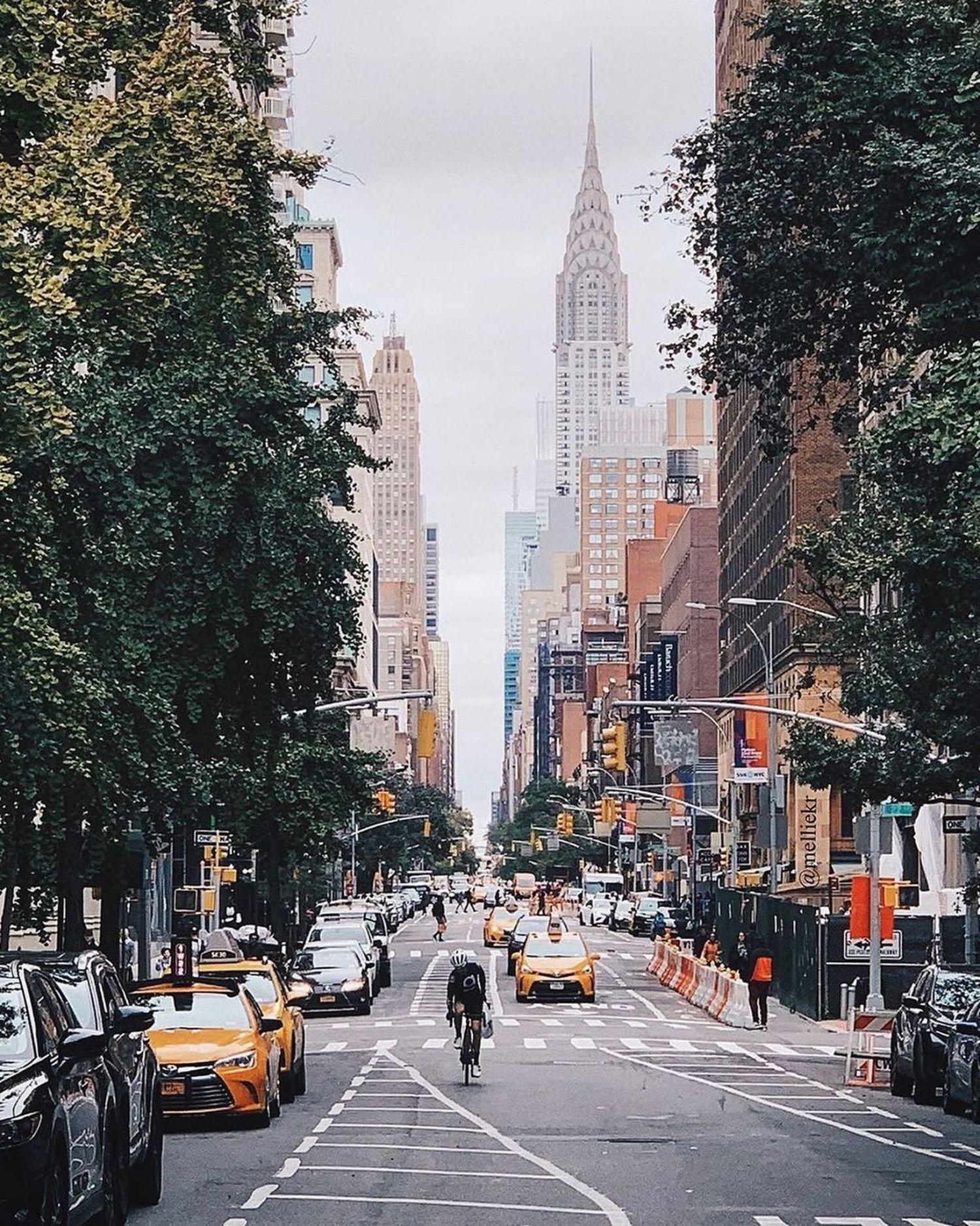 Lexington Avenue, Manhattan.