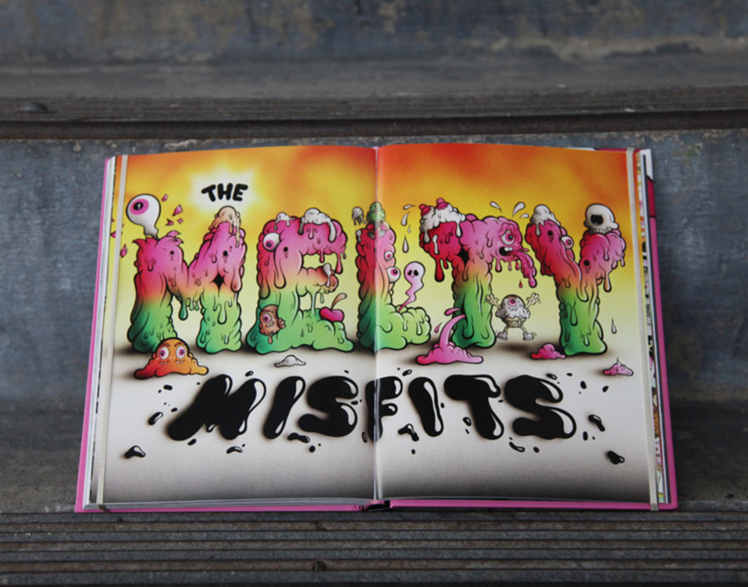 The melty misfits