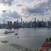 East River, New York, New York.