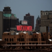 Watchtower Sign, Brooklyn, New York