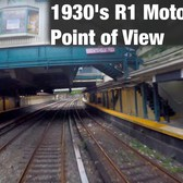 ⁴ᴷ Motorman's Point of View - 1930s R1 from Coney Island to 53rd St-7th Ave