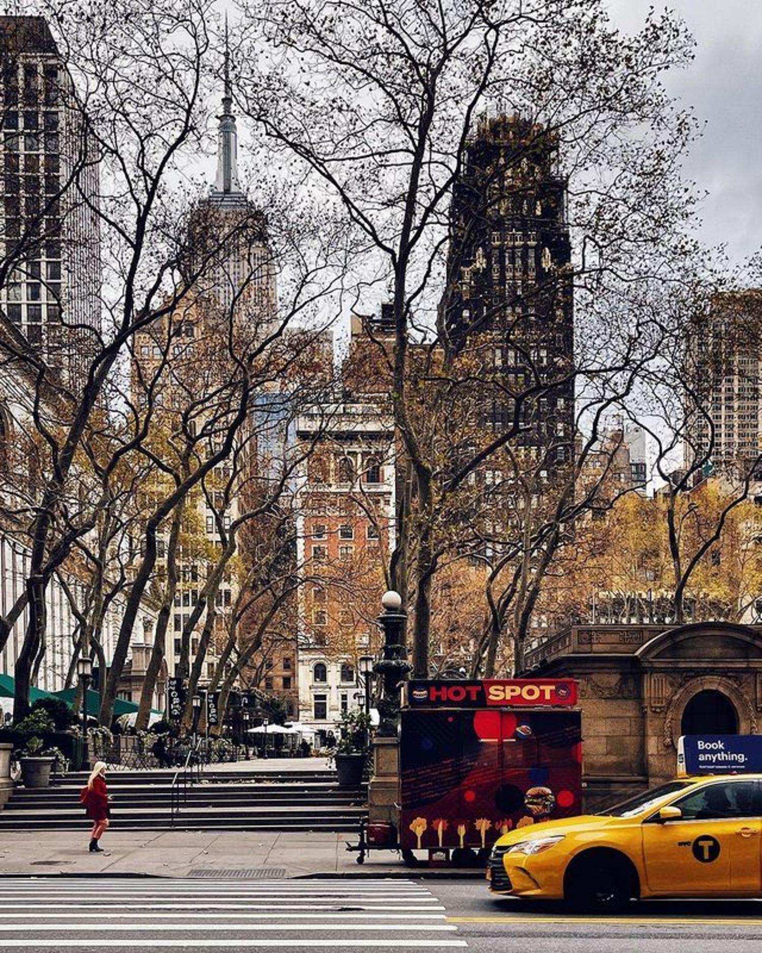 Bryant Park, Midtown, Manhattan