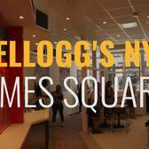 Kellogg's Opened a New Cereal Bar in Times Square
