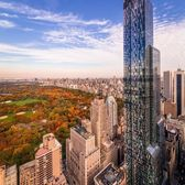 One57 and Central Park, Manhattan