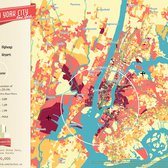 Mapping Where in NYC Millennials Live