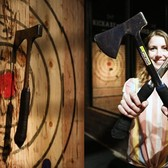 Get ready to kick some butt with Kick Axe Throwing in Brooklyn | In Our Backyard