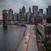 Lower Manhattan from Manhattan Bridge