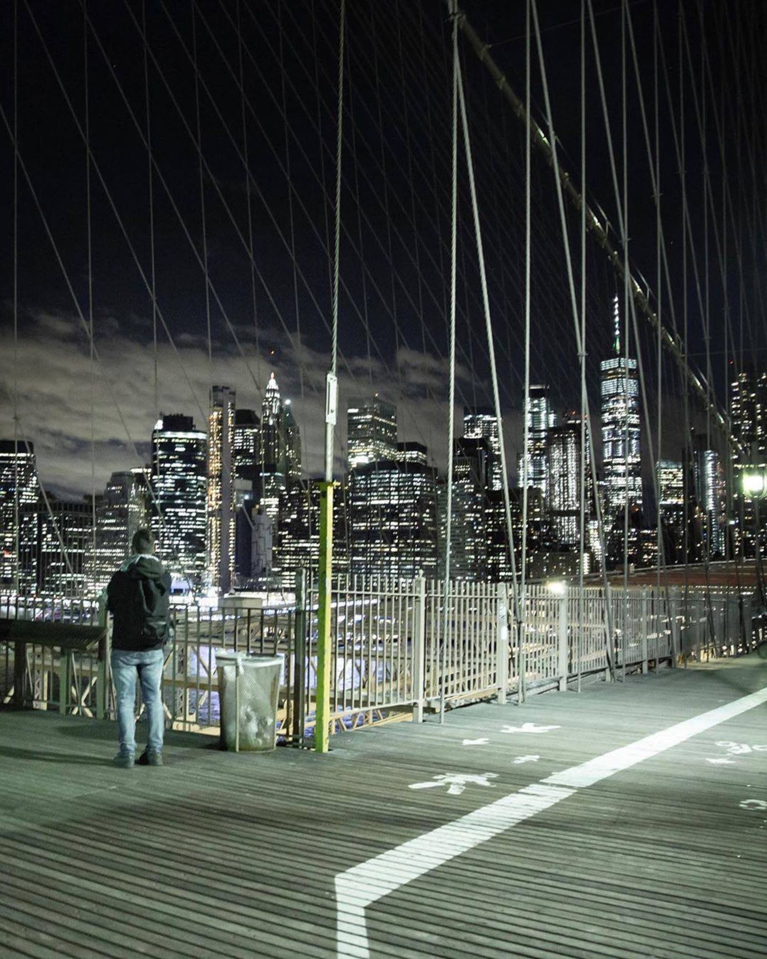 Brooklyn Bridge, New York, New York. Photo via @brianjbonanno #viewingnyc #nyc #newyork #newyorkcity #brooklynbridge