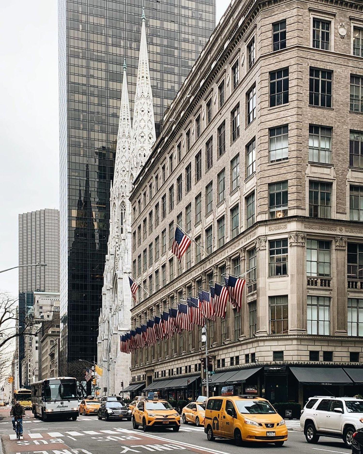 5th Avenue, Midtown, Manhattan
