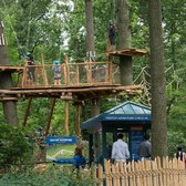 Get Going: The Bronx Zoo's Treetop Adventure