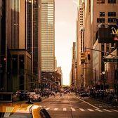 6th Avenue, New York, New York. Photo via @charlie.rocks.visuals #viewingnyc #newyork #newyorkcity #nyc