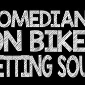 "Comedian's on Bikes Getting Soup Trailer ( 2 Buffoons ) Parody ""Comedians in Cars Getting Coffee"""