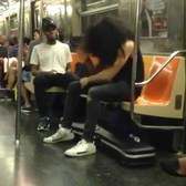 Blast Beat on the B Train