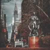 Chrysler Building from Gramercy Park, Gramercy, Manhattan