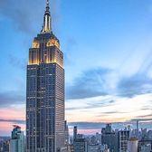 Empire State Building, New York, New York. Photo via @newyorkcitykopp #viewingnyc #newyork #newyorkcity #nyc