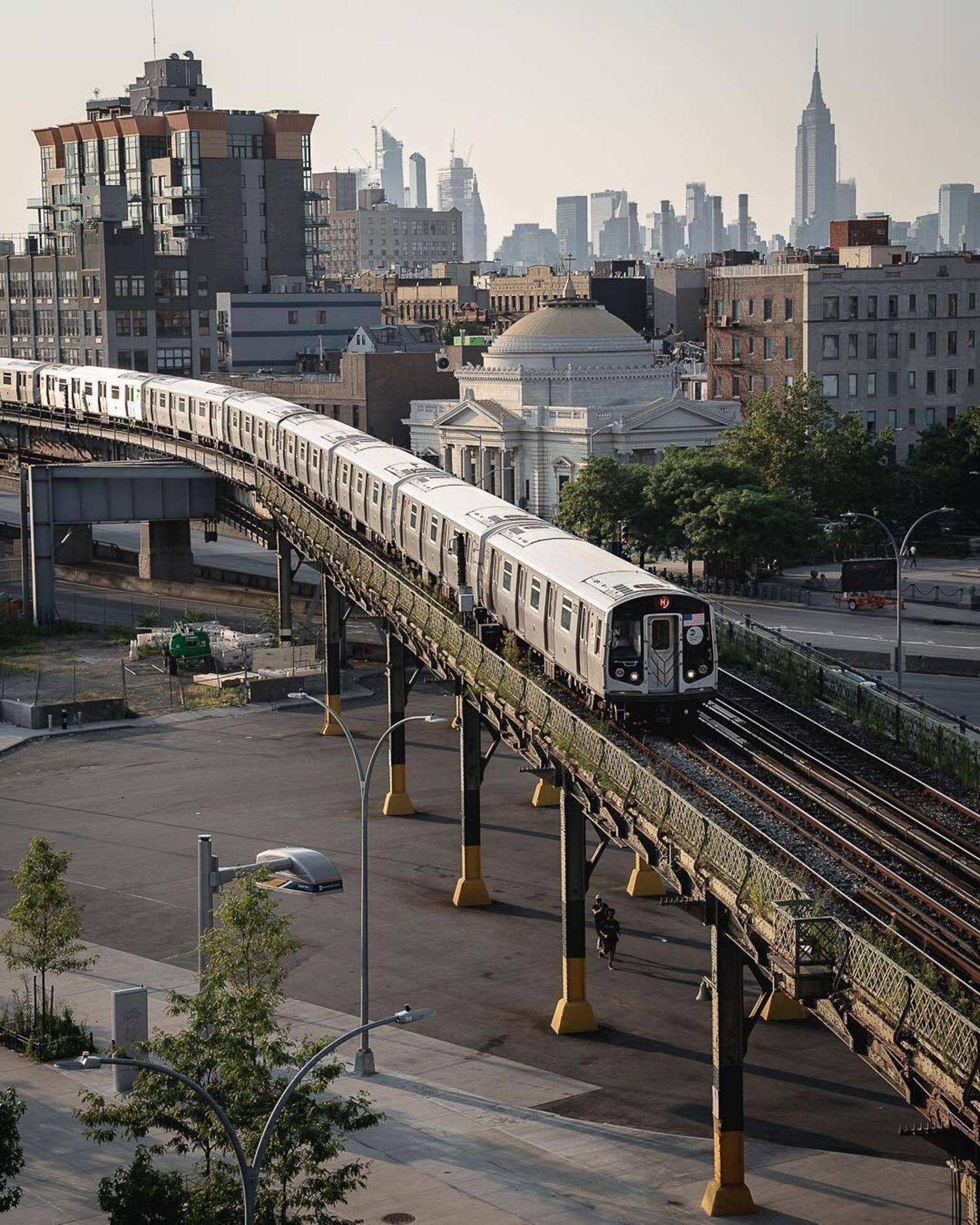 Brooklyn, New York. Photo via @ceos_downbeat #viewingnyc #newyork #newyork #nyc
